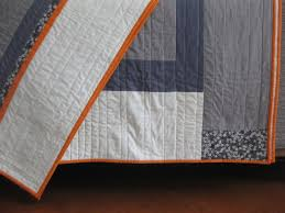 bedroom cute twin quilt with assorted color and wooden floor also