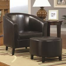 ottoman and accent chair coaster accent seating accent chair w ottoman coaster fine furniture