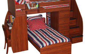White Bunk Bed With Stairs Desk Boys Loft Bed With Desk Amazing Kids Loft Bed With Desk