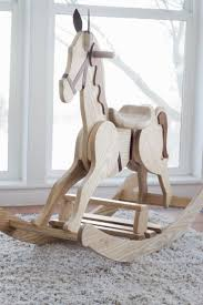 Woodworking Plans Toy Horse Stable by Best 25 Rocking Horse Toy Ideas On Pinterest Antique Rocking