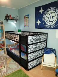 Bunk Bed With Play Area by Ikea