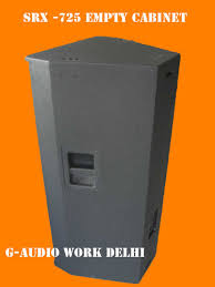 empty 15 inch speaker cabinets empty cabinet jbl type srx 722 empty cabinet manufacturer from new