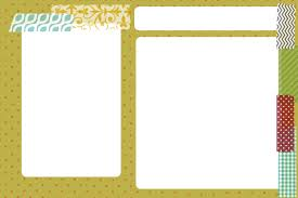 printable recipe cards template my 3 monsters printable recipe card templates