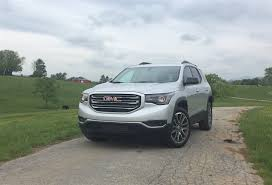 gmc terrain 2017 white can the all new 2017 gmc acadia capture even more customers