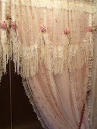 Victorian Curtains Adorable Victorian Shower Curtains And Area Rugs Marvellous Lace
