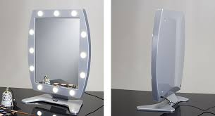 Rialto Mirrors Lighted by Best Makeup Mirror With Lights Lights Decoration
