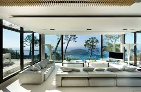 luxury contemporary villa in the french riviera idesignarch
