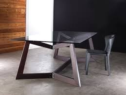 metal frame for table top modern metal dining table handmade reclaimed wood with contemporary