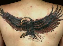 eagle tattoo back photo my style pinterest eagle tattoos