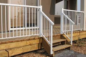 reliance aluminum railing u0026 deck ltd aluminum railing