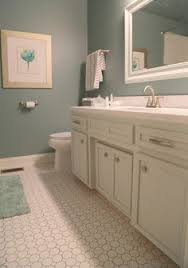 Bathroom Floor Before And After 20 Awesome Bathroom Makeovers Hall Bathroom
