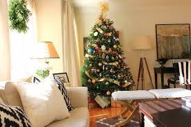 christmas decor simply styled