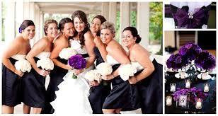 purple and orange wedding ideas purple wedding theme dream irish wedding