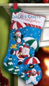 45 best homemade christmas stockings images on pinterest