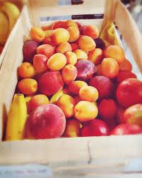 livraison de fruits au bureau c est l arrivée des fruits d été profitez chaque semaine de notre