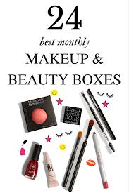 Box Makeup 32 best makeup and box subscriptions you must try in 2018