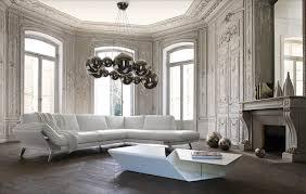 Italian Sectional Sofas by Casa Lidia Modern White Italian Leather Sectional Sofa
