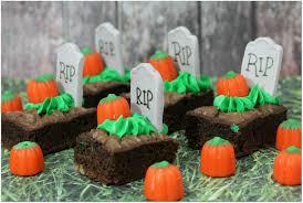 31 spooktacular halloween party foods rip brownie bites loversiq