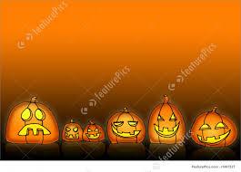 halloween cartoon background halloween simple pumpkin back stock illustration i1447527 at