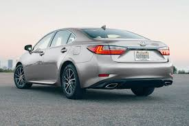 lexus es 350 rear bumper replacement 2016 lexus es 350 sedan pricing for sale edmunds
