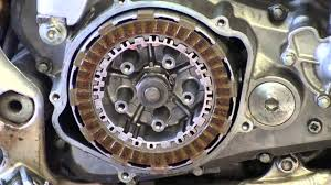 2005 honda crf250x clutch disk replace youtube