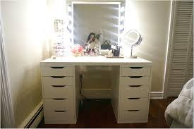 modern black dressing table makeup vanity makeup table vanity with lights ikea black