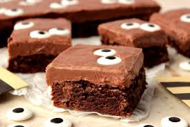 spooky eyeball fudge brownies big s
