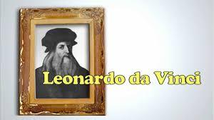 leonardo da vinci biography for elementary students famous scientist leonardo da vinci youtube