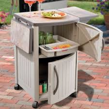 outdoor cooking prep table outdoor prep station for grilling bbq trends4us com