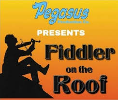 production company pegasus production company presents fiddler on the roof new