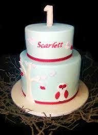1st Birthday Cake 1st Birthday Cake With Owl Deliberately Delicious