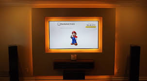 home theater tv tv wall mounting home audio services led lights handyman evans