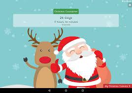 christmas countdown calendar christmas countdown 2017 android apps on play