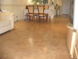 Alternatives To Hardwood Flooring - leather floating cork floors offer a alternative to hardwood flooring