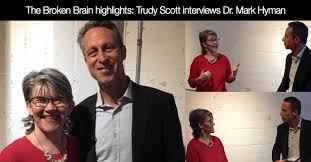 ultramind solution book fix your broken brain by healing the broken brain highlights trudy scott interviews dr mark hyman