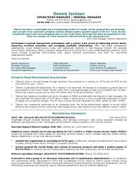 resume exles objective sales revenue equation cost resume profile general manager therpgmovie