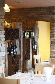 rustic modern dining venue in the high apennines restaurant colò