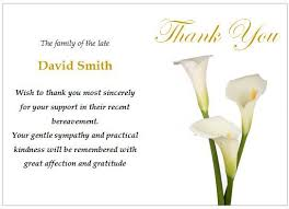 thank you for sympathy card 16 best funeral thank you card images on sympathy cards