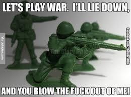 War Meme - lets play war meme