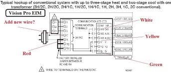 white rodgers thermostat wiring diagram heat with webtor me
