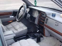 standard jeep interior coal 1994 jeep grand cherokee u2013 stepping up