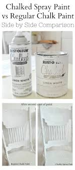 what is the best sealer for chalk painted kitchen cabinets rust oleum chalky spray paint vs regular chalk paint