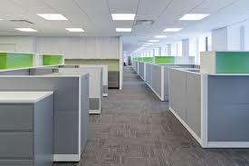 new york city commercial interior design insurance company