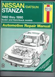 buy 1976 86 chilton repair manual datsun nissan in cheap price