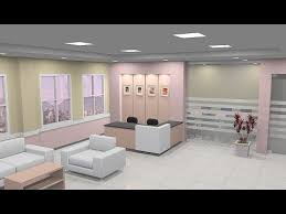 Waiting Area Interior Design Sketchup Interior Design Waiting Room Youtube