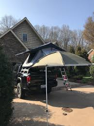 Dome Awning Rhinorack Vs Arb Awnings Tacoma World