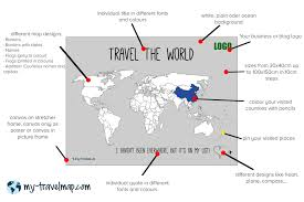 countries visited map my travel map visited countries map travel map highlight and