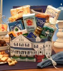 housewarming gift basket gift basket ideas