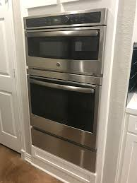 Ge Wall Mount Oven Wall Oven Filler Strip For A Ge 30