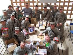send care packages to soldiers list